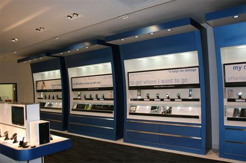 """""""BlackBerry"""" focused store launches - mobilesyrup.com"""