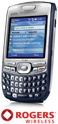 Palm Treo 750 from Rogers