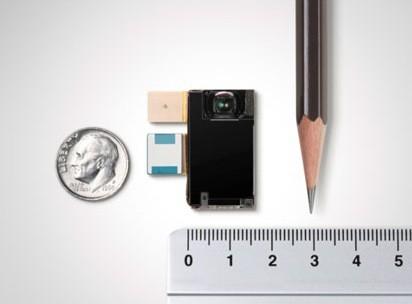 Samsung Creates 8 Megapixel Camera Module for Phones