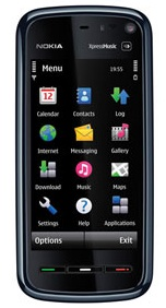 Rogers Nokia 5800 XpressMusic