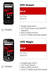 Rogers-price-drop-HTC-Andoid