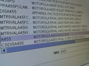 motorolaa455