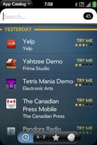 Palm-app-catalog-apps