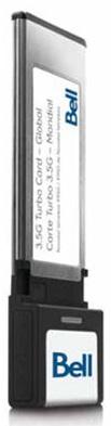 Novatel Wireless X950 Turbo Card