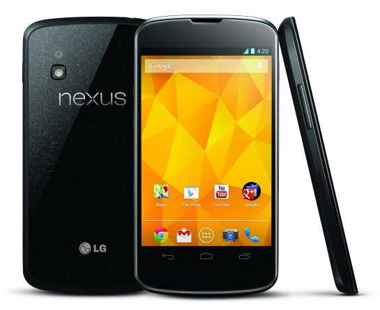 lg nexus 4 - Holiday Buyers Guide Week 4