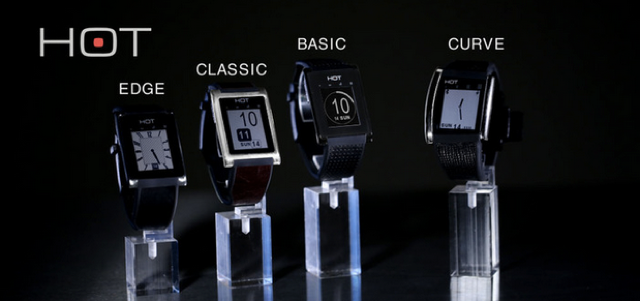 HOT_Watch_Complete_Smart_Watch_w_Revolutionary_Private_Calls_by_HOT_Smart_Watch_from_PHTL_—_Kickstarter