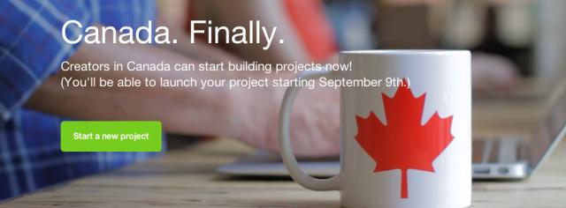 kickstartercanda