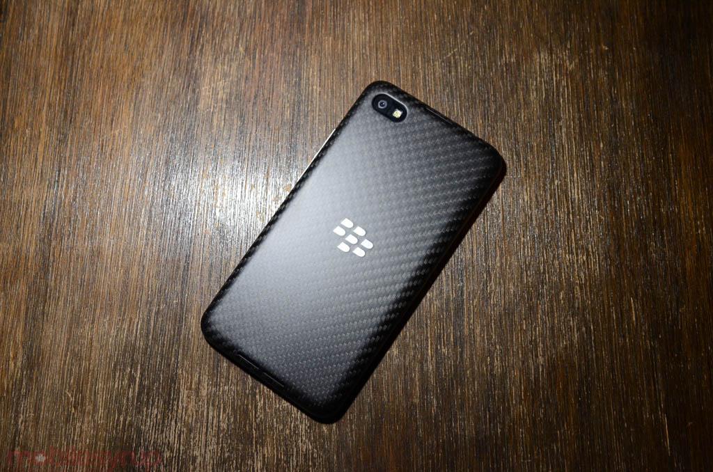 BlackBerry z30 hands on