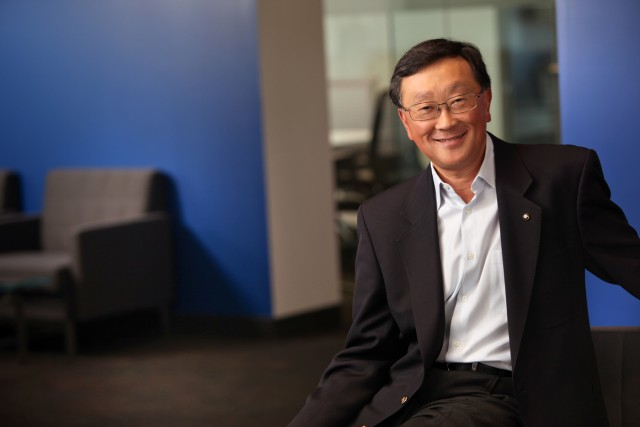 John Chen BlackBerry CEO