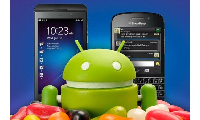 BlackBerry Android Runtime