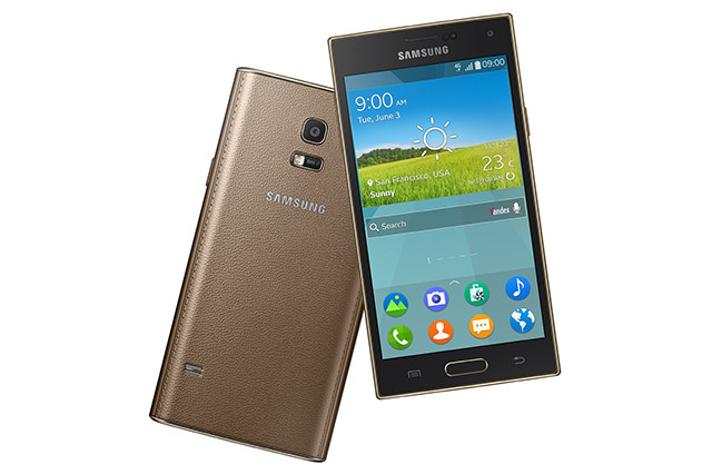 Samsung Z Tizen OS
