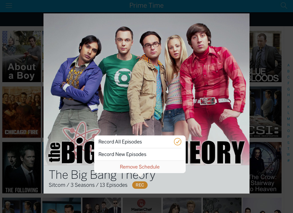 Tablo Big Bang Theory_1