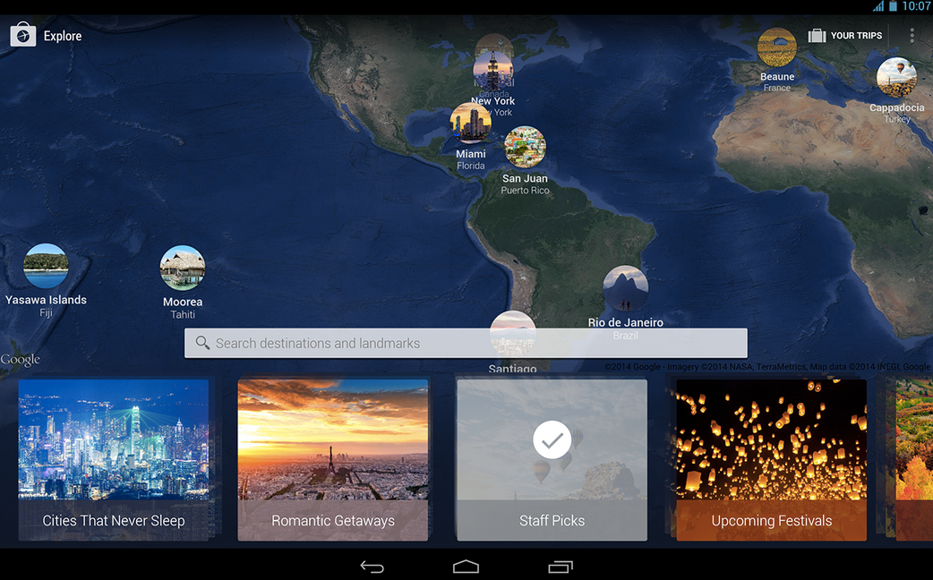 Expedia for Android
