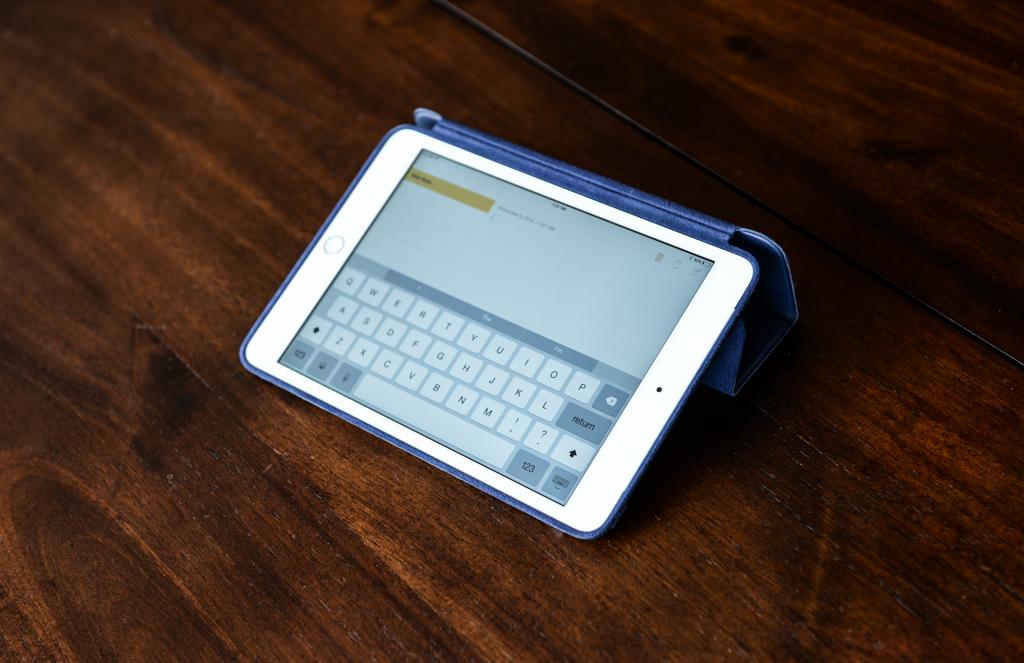 iPad mini 3 review