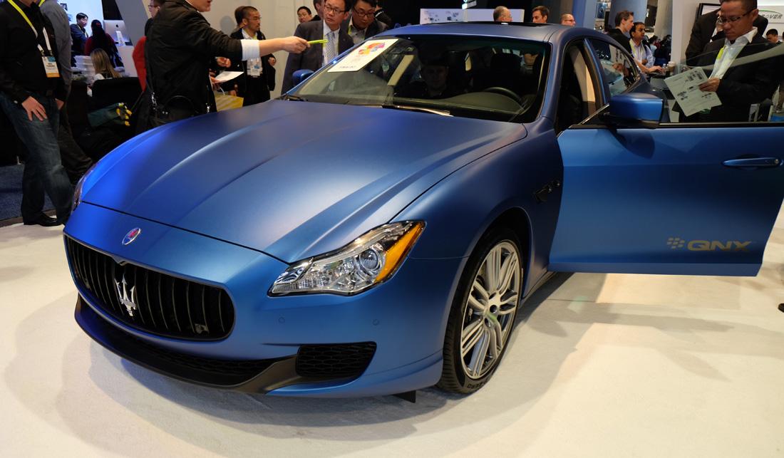 QNX Maserati_1