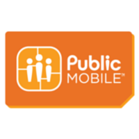 public mobile new logo