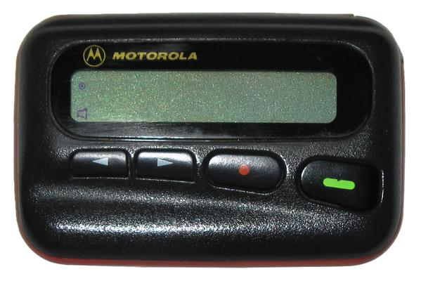 telus pager
