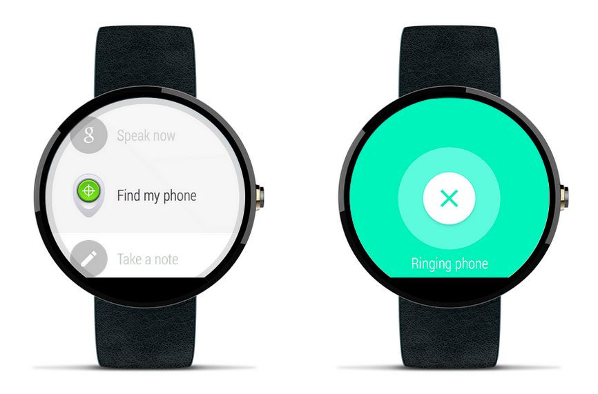 Android Device Manager Now Available For Android Wear Smartwatches