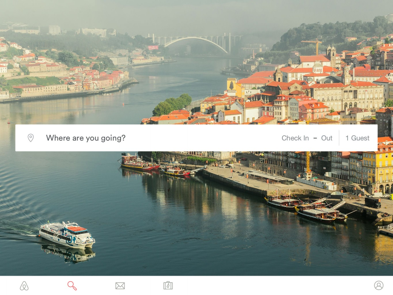 Airbnb iOS and Android