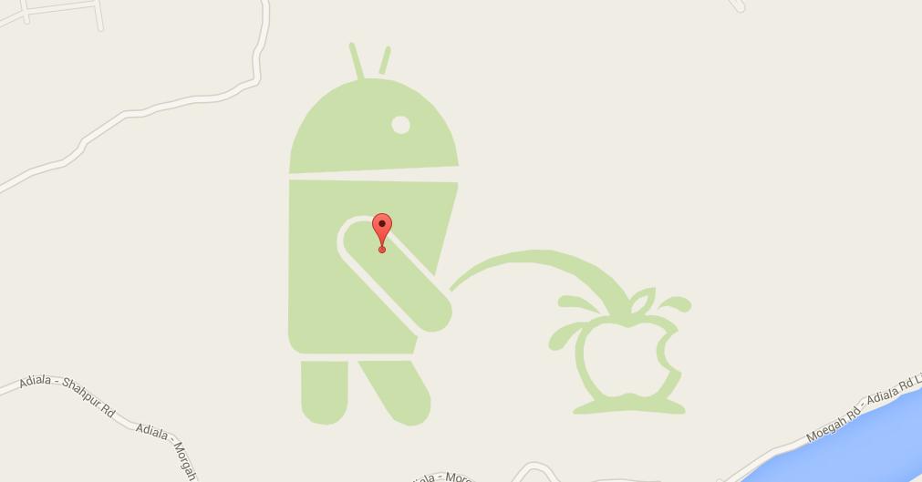 Google Map Maker