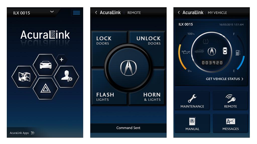 AcuraLink app screenshots_1
