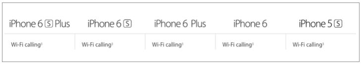 iphone wifi calling