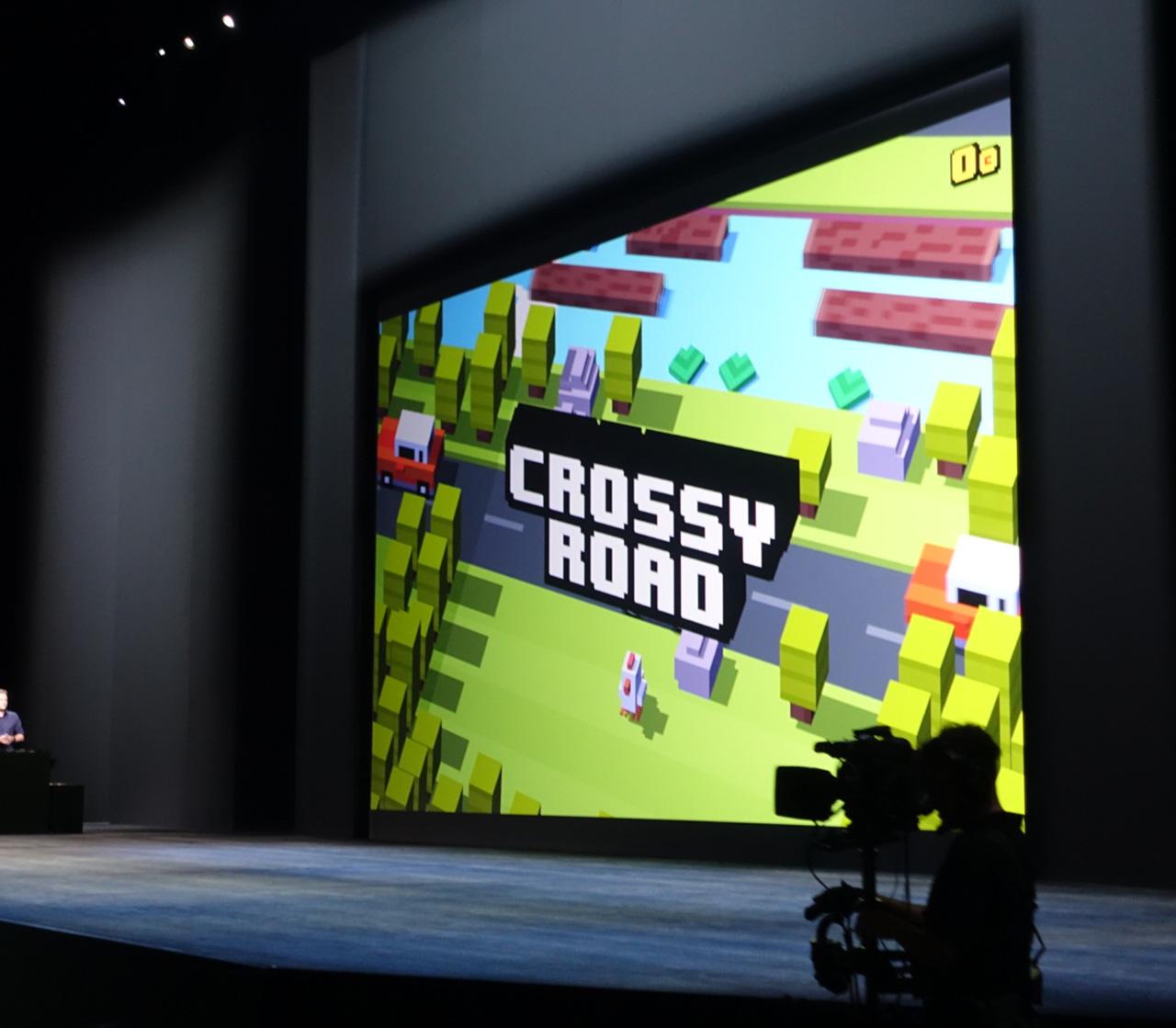 CrossyRoad