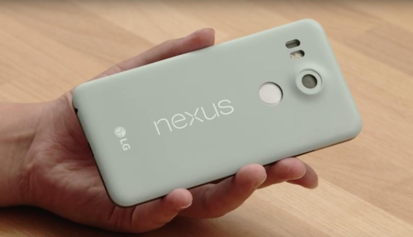 Nexus 5X prototype