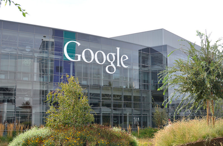 Google's Mountain View Office