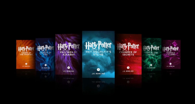 Harry Potter Enhanced Editions