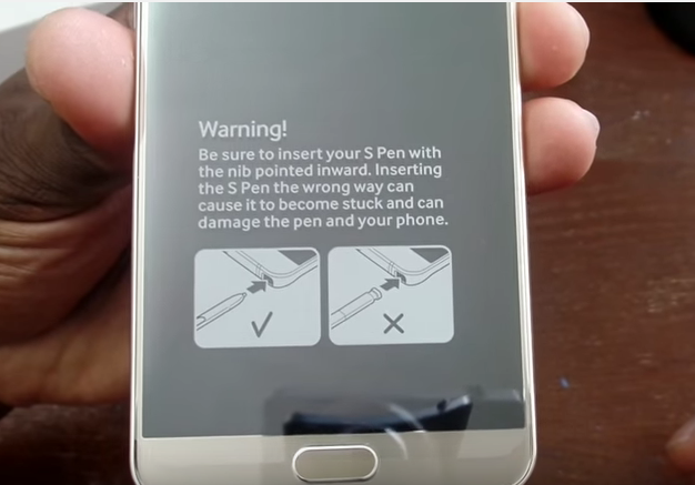 galaxy note 5 pengate