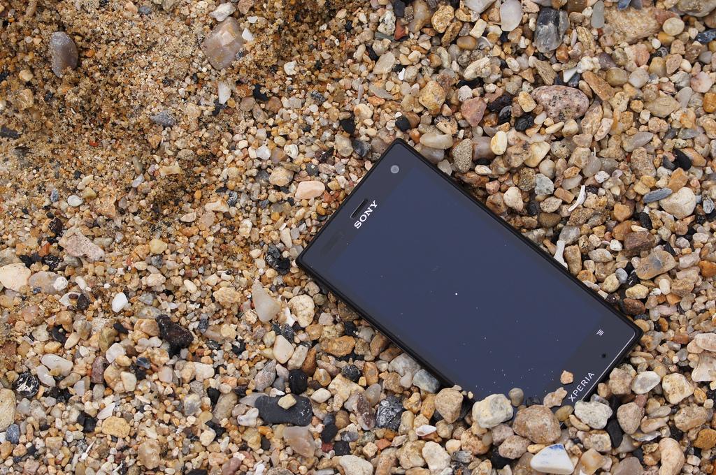 sandbar-phone