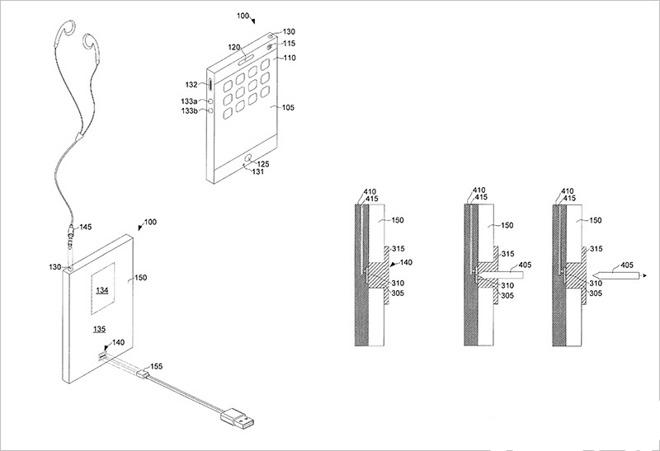 Apple Waterproof Patent