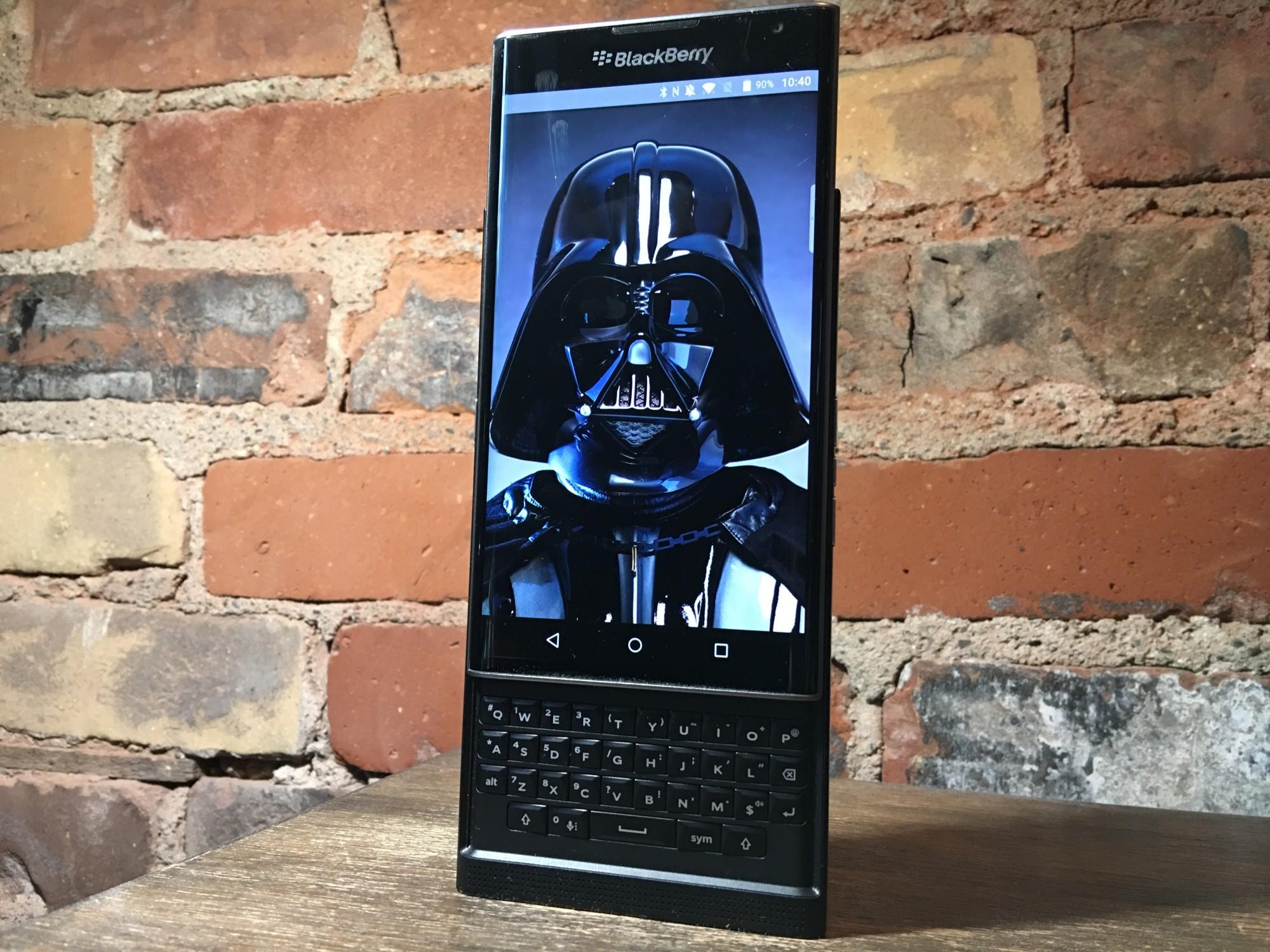 Blackberry-starwars