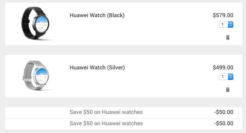 watch discount