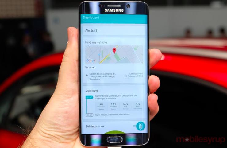 Samsung Connect Auto2