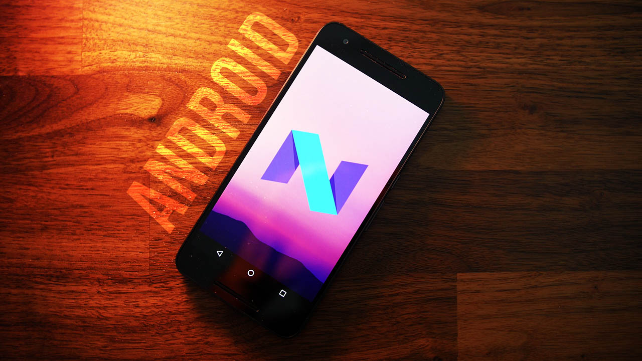 Android N will let you set a different wallpaper for the ...