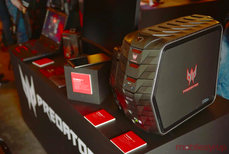 Acer Predator desktop