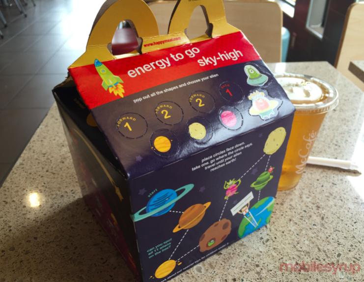 McDonald's Canada bundles Step-it activity tracker mobilesyrup4