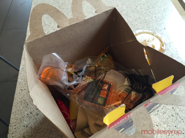McDonald's Canada bundles Step-it activity tracker mobilesyrup9