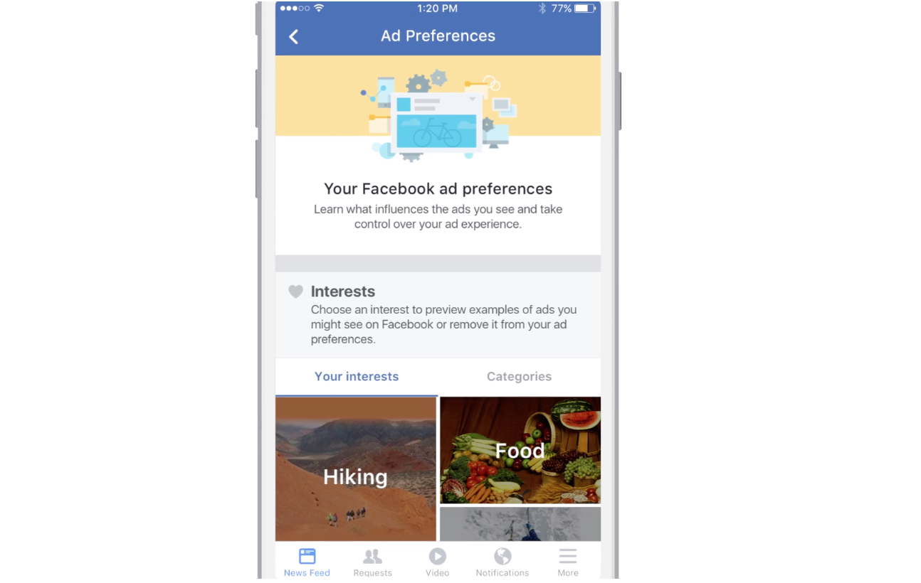 facebookadpreferences