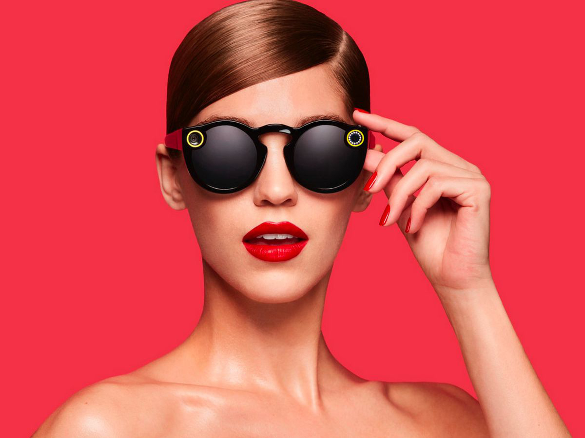Snap rumoured to release new Spectacles
