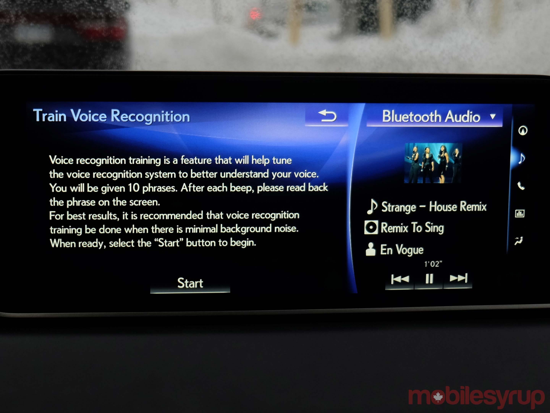 Lexus-RX-voice-training