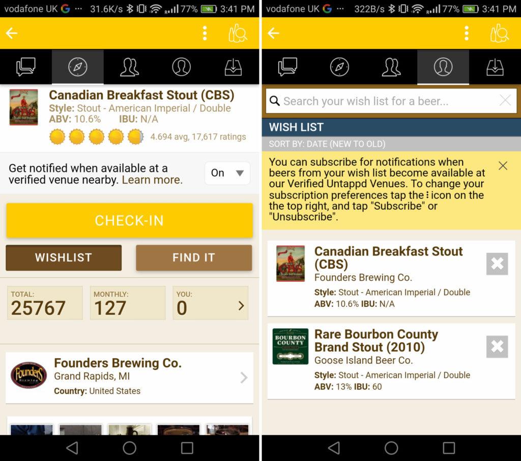 untappd beer app 3