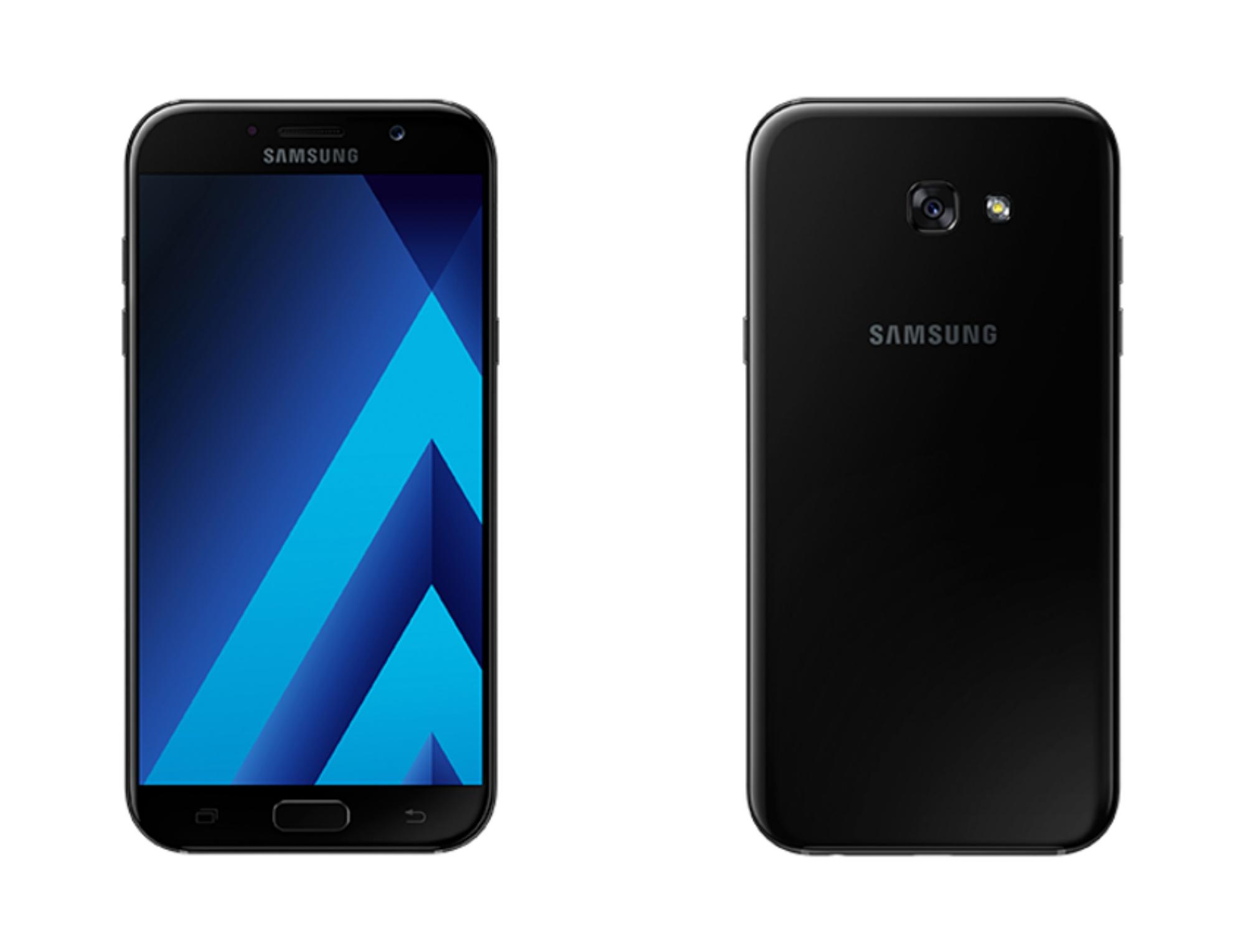 Canada mobilesyryup- Galaxy-A-7-2017
