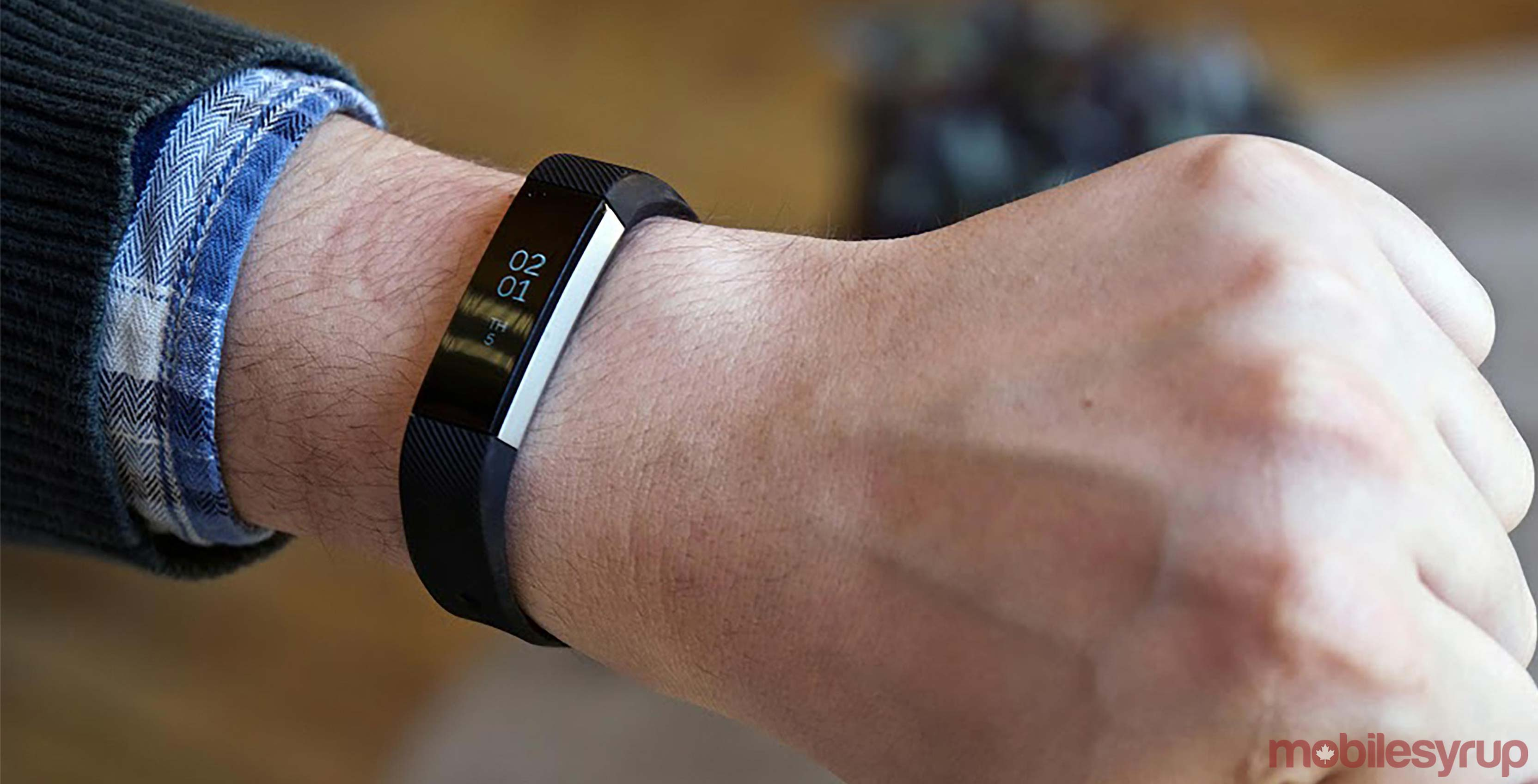 Fitbit Alta tracker