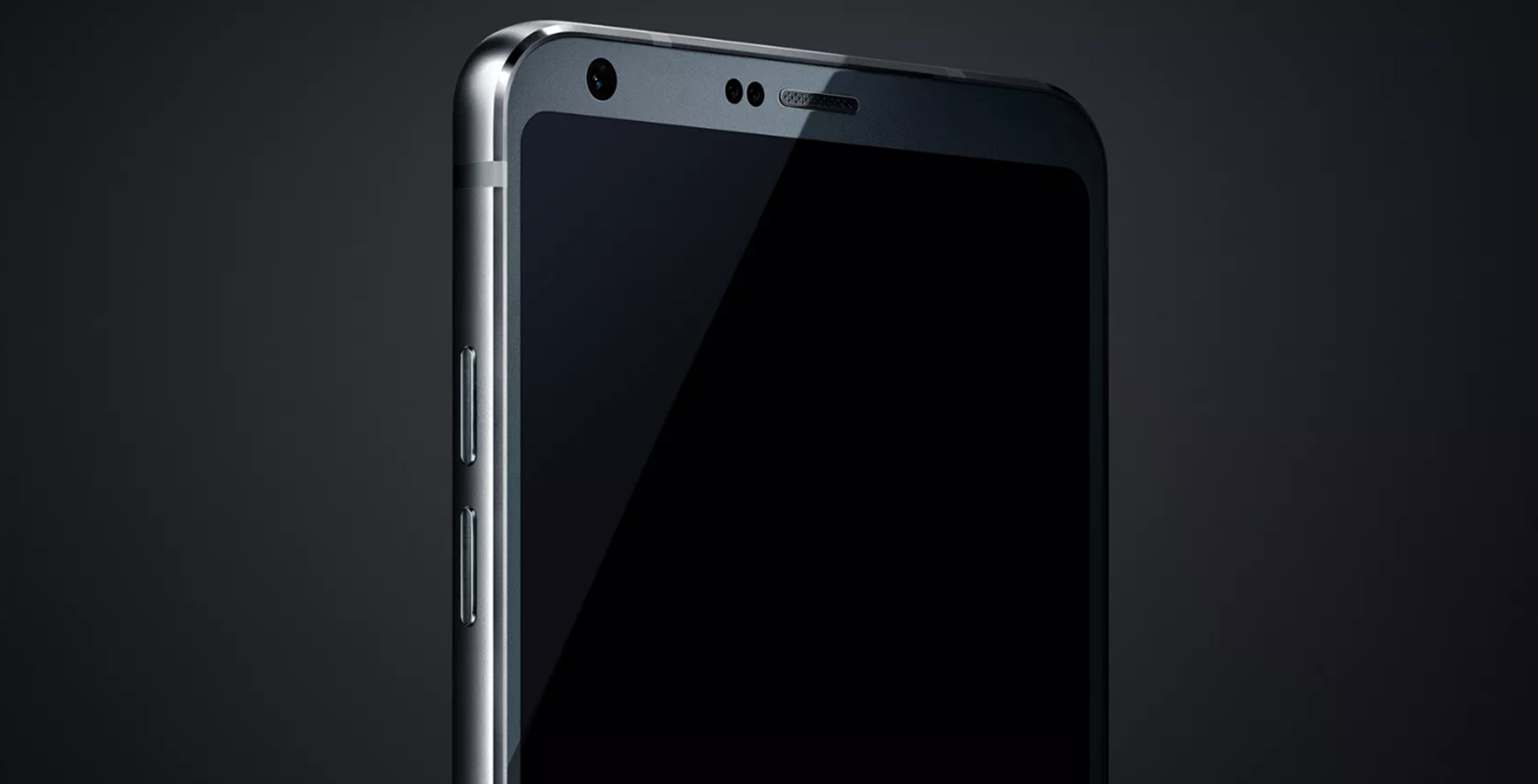 LG G6 front