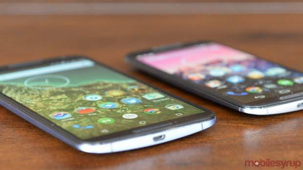 nexus 6 android nougat 7.1.2 update
