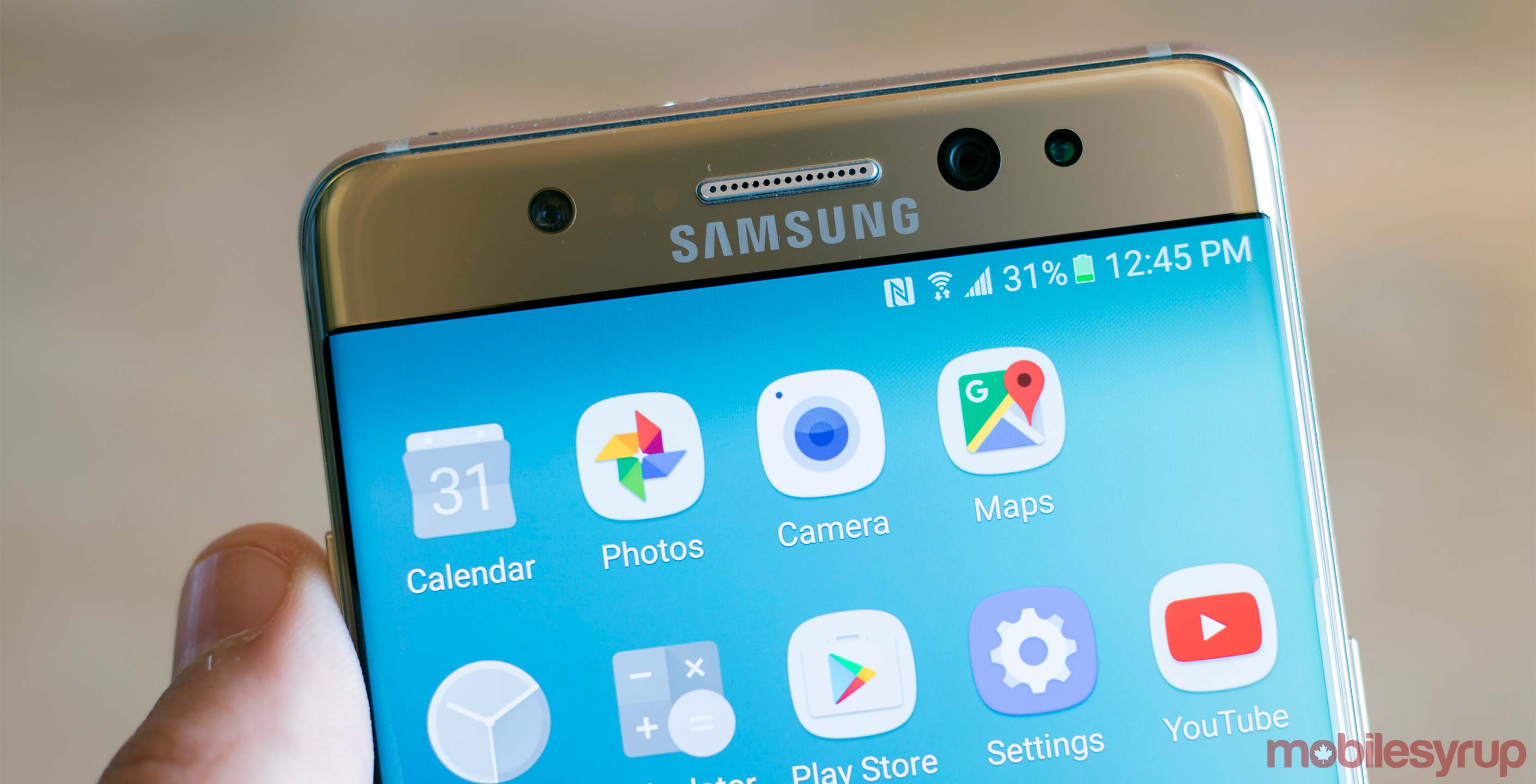 samsung galaxynote 8 code name is great
