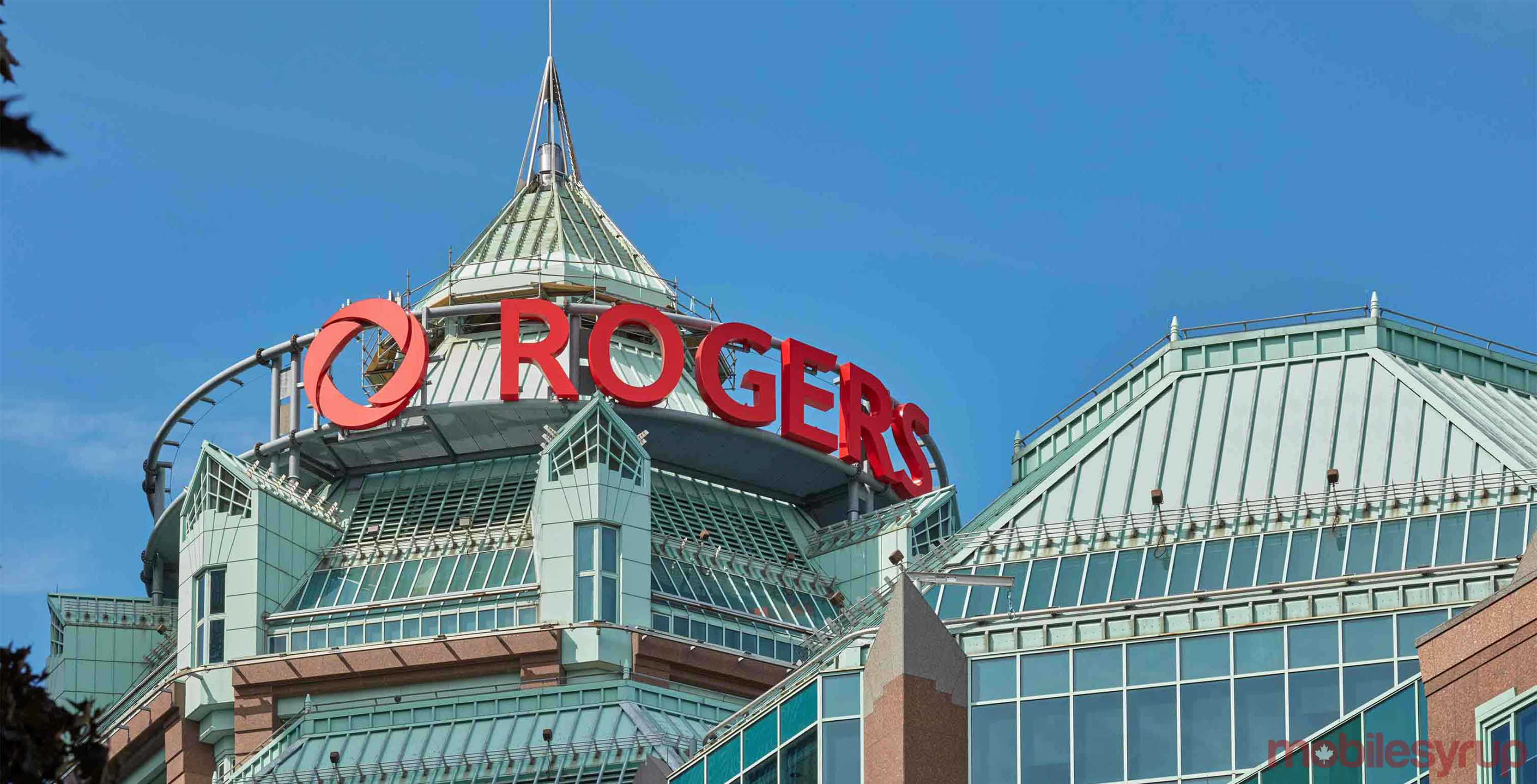 Rogers enroute gta